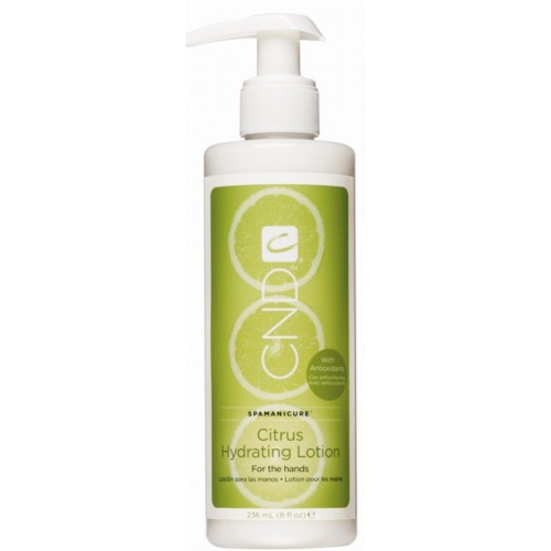 Cnd citrus hydrating lotion for the hands 33oz 975ml gel for 33 fingers salon reviews