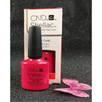 CND Shellac Pink Leggings 91404 Gel Color Coat New Wave Spring 2017 Collection