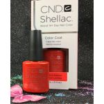 BIG - CND Shellac Fine Vermilion 91748 GEL Color Coat