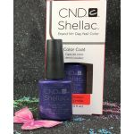 BIG - CND Shellac Purple Purple 91752 GEL Color Coat