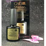 CND Shellac DURAFORCE Top Coat 0.25 oZ - 7.3 mL