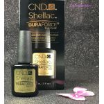 CND Shellac DURAFORCE Top Coat 0.5oz - 15ml