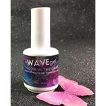 Wave Glow 4 Soak Off ColorGel Polish Glow in the dark