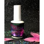 Wave Glow Top Soak Off ColorGel Polish Glow in the dark