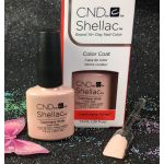 CND Shellac Cashmere Wrap 91685 Gel Color Glacial Illusion Collection