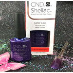 CND Shellac Eternal Midnight 91592 Gel Color Nightspell Collection
