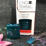 CND Shellac Veridian Veil 91594 Gel Color Nightspell Collection