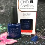 CND Shellac Winter Nights 91683 Gel Color Glacial Illusion Collection