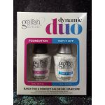 Gelish Dynamic DUO Soak-Off Base + Sealer Gel