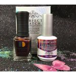 LeChat Perfect Match METALLUX Paradox MLMS04 Gel Polish Nail Lacquer
