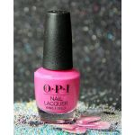 OPI No Turning Back From Pink Street NLL19 Nail Lacquer - Lisbon Collection
