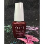 OPI Bogota Blackberry GelColor NEW Look GCF52B