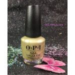 OPI Gift of Gold Never Gets Old HRJ12