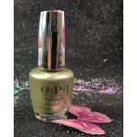 OPI INFINITE SHINE Gift of Gold Never Gets Old HRJ51