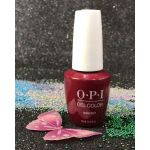 OPI Miami Beet GCB78 Gel Color New Look