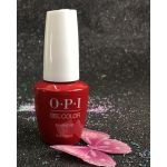 OPI We Big Apple Red GCN25 GelColor