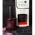 CND Shellac Berry Boudoir 91596 Gel Color Nightspell Collection