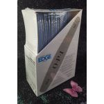 OPI Edge Nail File Silver 180 Grit - Box 48 pcs