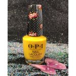 OPI Nail Lacquer Hate To Burst Your Bubble NLP48 Pop Culture Collection