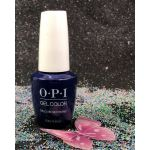 OPI Chills Are Multiplying GCG46 Gel Color GREASE