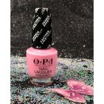 OPI Electrifyin' Pink NLG54 Nail Lacquer Leather-Like