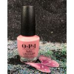 OPI Pink Ladies Rule The School NLG48 Nail Lacquer GREASE