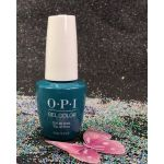 OPI Teal Me More Teal Me More GCG45 Gel Color GREASE