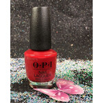 OPI Tell Me About It Stud NLG51 Nail Lacquer GREASE