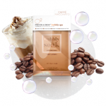 Voesh CAFFE MACCHIATO bubbly spa PEDI in a Box