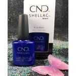CND Shellac Blue Moon Gel Color Coat Wild Earth Fall 2018 Collection