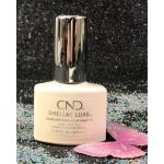 CND Shellac Satin Slippers 297 Luxe Gel Polish 92281