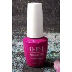OPI Flashbulb Fuschia GelColor NEW Look GCB31 15mL-0.5 fl.oz