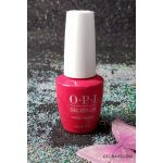 OPI Charged Up Cherry GelColor NEW Look GCB35 15mL-0.5 fl.oz