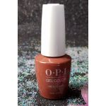 OPI Chocolate Moose GelColor NEW Look GCC89