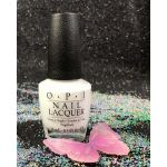 OPI Alpine Snow NLL00 Nail Lacquer
