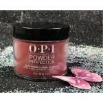 OPI Got The Blues For Red DPW52 Powder Perfection Dipping System