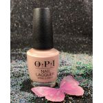 OPI Machu Peach-u NLP36 Nail Lacquer PERU Collection