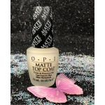 OPI Matte Top Coat NTT35 Nail Lacquer