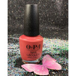 OPI My Solar Clock is Ticking NLP38 Nail Lacquer PERU Collection