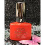 CND Shellac Electric Orange #112 Luxe Gel Polish 92277