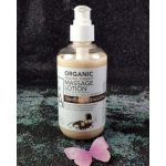 La Palm Spa Products - Organic Healing Massage Lotion - Vanilla Cappuccino