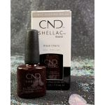 CND Shellac Black Cherry Gel Polish