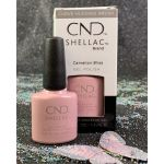 CND Shellac Carnation Bliss Gel Polish - English Garden Collection Spring 2020