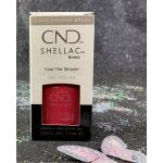 CND Shellac Kiss the Skipper Gel Polish - Nauti Nautical Collection​ Summer 2020