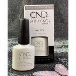CND Shellac Lady Lilly Gel Polish - English Garden Collection Spring 2020
