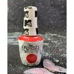 Gelish Total Request Red 1110386 Gel Polish Switch On Color MTV Collection Summer 2020