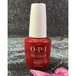 OPI GelColor A Little Guilt Under The Kilt GCU12 Scotland Collection Fall 2019