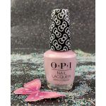 OPI A Hush of Blush HRL02 Nail Lacquer Hello Kitty 2019 Holiday Collection