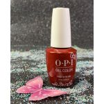 OPI A Kiss on the Chìc GelColor HPL05 Hello Kitty 2019 Holiday Collection