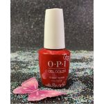 OPI All About the Bows GelColor HPL04 Hello Kitty 2019 Holiday Collection